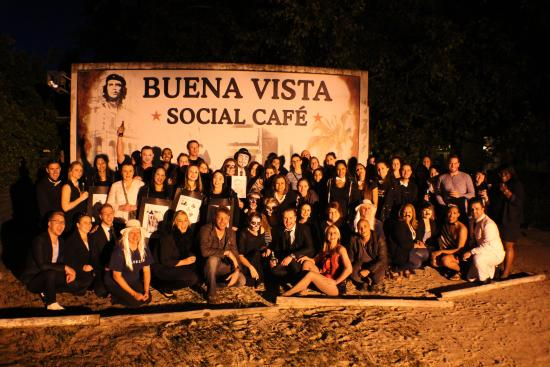 Buena Vista on the R44: Awesome venue for Team Buildings and staff parties