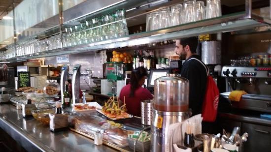 Reina Sofia - Bar - Cafeteria