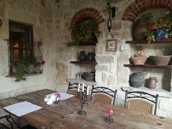 Meleklerevi Cave Hotel: 20151110_082953_large.jpg