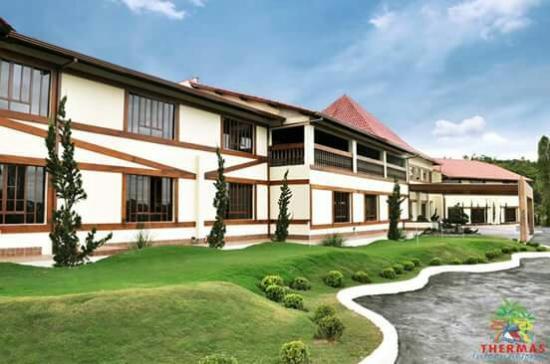 Esmeraldas, MG: Hotel