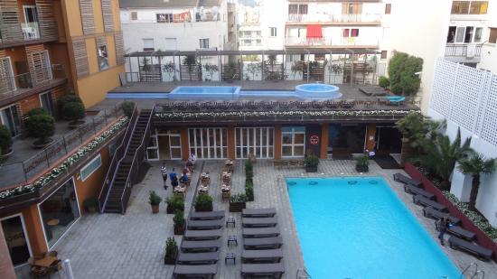 Hotel Cleopatra Lloret De Mar Recensione
