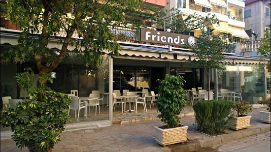 Bar Cafe Friends