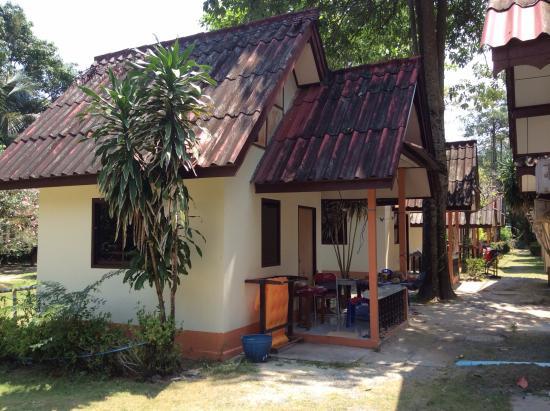 Kaibae Hut Resort: самый дешевый домик