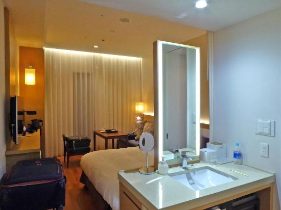 Single room with integrated bathroom Picture of Mitsui Garden