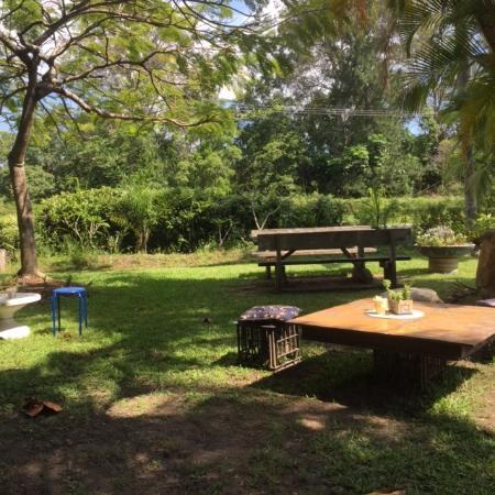 Doonan, Австралия: cafe grounds