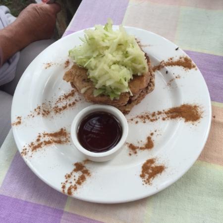 Doonan, Австралия: pancakes