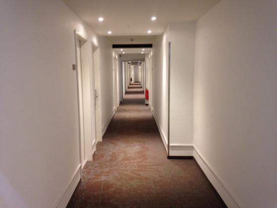 Flur Picture Of Motel One Frankfurt Messe Tripadvisor