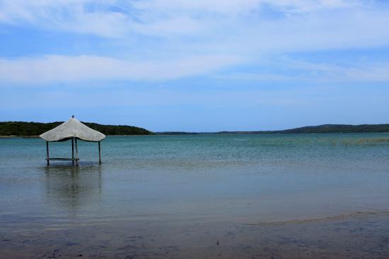 Inharrime, Mozambique: laguna