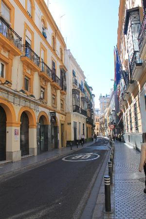 Hotel Venecia : la via dell'hotel