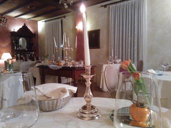 Al Vecchio convento: Eleganza e raffinatezza