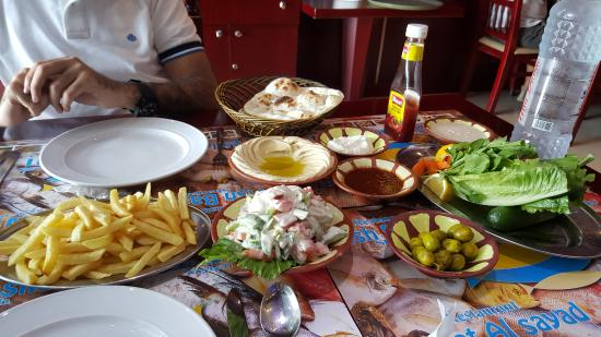 Sallet Al Sayad