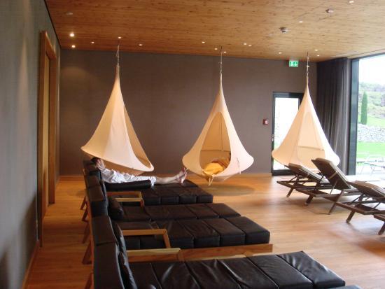 ruheraum im poolbereich bild von hotel lindenwirt drachselsried tripadvisor. Black Bedroom Furniture Sets. Home Design Ideas