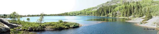 Lyngdal Municipality, Noruega: Rundwanderweg