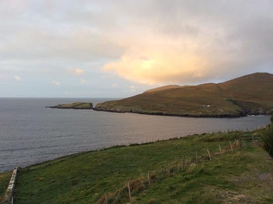 Garnish, Irlanda: Blick von der Terasse