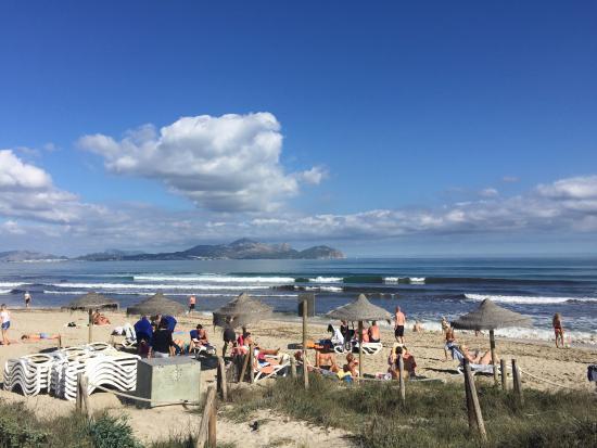 Playa De Muro Ponderosa Beach