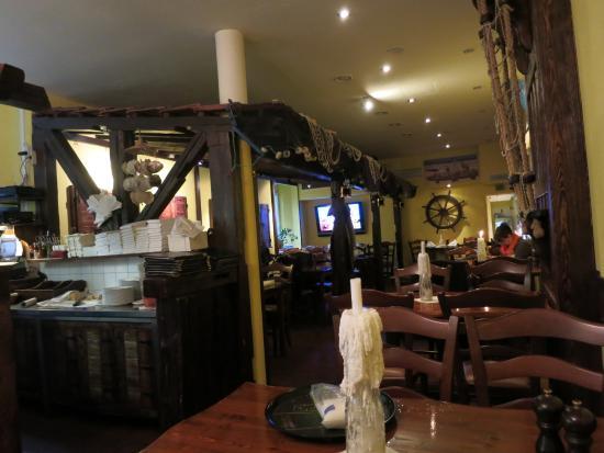 Inneneinrichtung - Photo de Restaurant La Sepia, Berlin - TripAdvisor