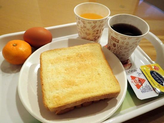 Hotel Angel: 朝食