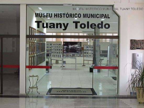 Museu Histórico Municipal Tuany Toledo