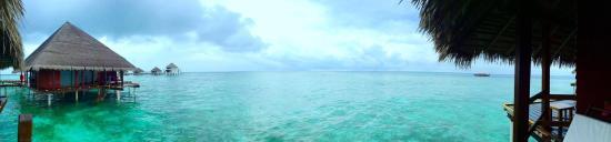 Adaaran Club Rannalhi: Panoramic View from Ocean Villa