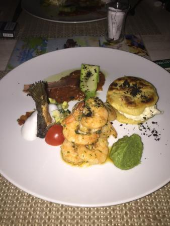 Hotel HEC Residence: Marko the chef