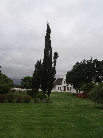 De Wagenhuis Guest House : Landgoed