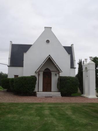 De Wagenhuis Guest House : Terrein