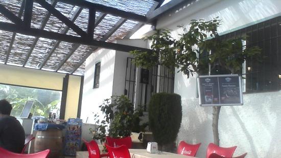 Benajarafe, Spanyol: Exterior