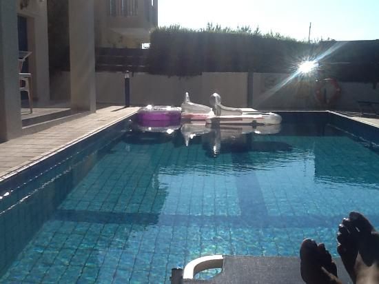 Kotsias Villas: Gr8 Pool