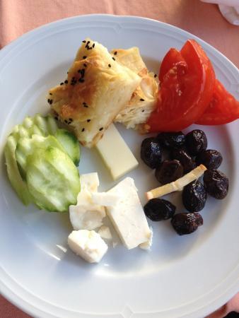 Nobel Hotel: Breakfast, always healthy