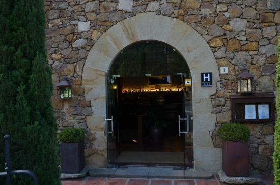 Hotel Restaurant Galena Mas Comangau: Masía