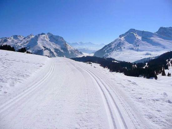 Val Sports: Plateau de Beauregard - Manigod La Croix Fry