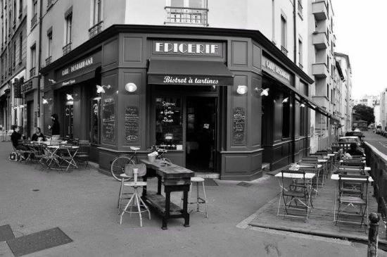 L'Epicerie de Ginette - Bistrot à Tartines - Lyon 8