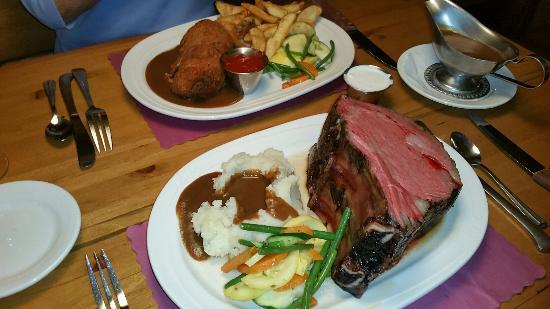 Copperfields Bar And Restaurant Menu Salt Point
