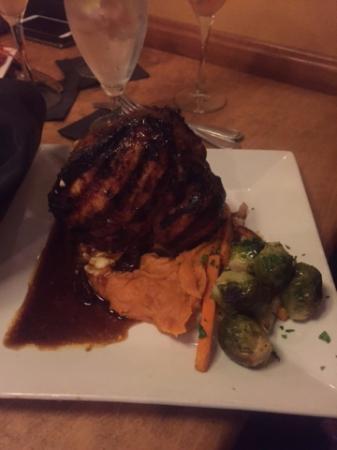 Prelude Restaurant: Pork Chop