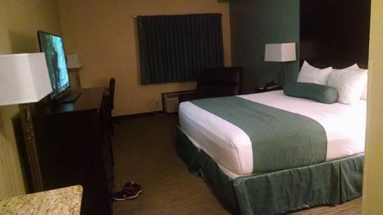 Country Inn & Suites By Carlson, Fort Dodge: Awesome room