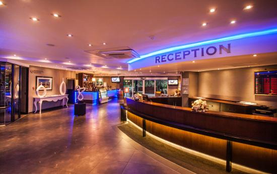 Coastlands Musgrave Hotel: Reception