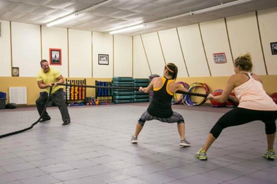 Waynesboro, Τενεσί: Rope Pull Agility and Cross Training Classes