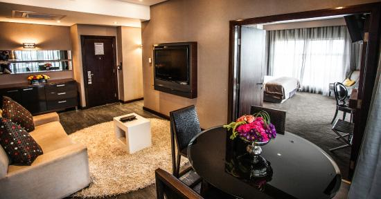 Coastlands Musgrave Hotel: Executive Suite