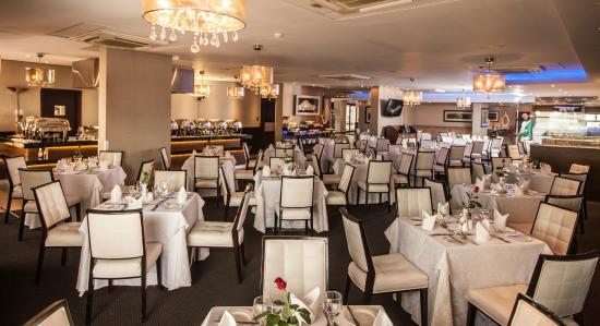 Coastlands Musgrave Hotel: Restaurant