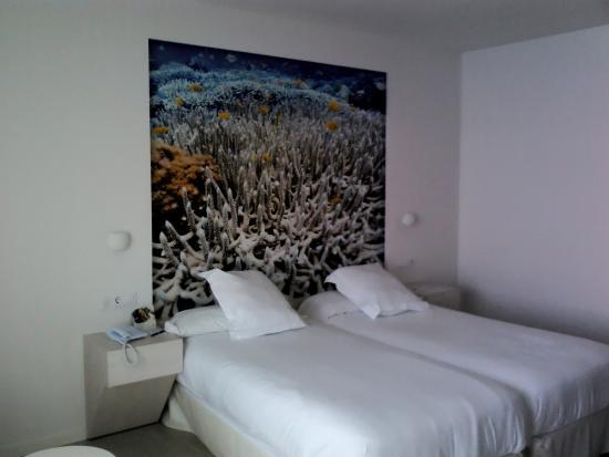 IBEROSTAR Fuerteventura Palace: Beds, room 4209