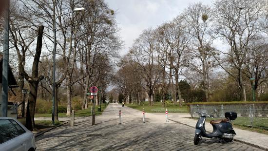Alpengarten: entrada 2