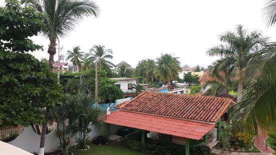 Punta Esmeralda Hotel & Suites : Desde la habitacion