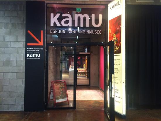 Espoon kaupunginmuseo KaMu