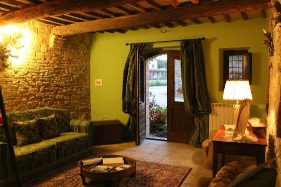Cantalupo, อิตาลี: Una delle nostre sale
