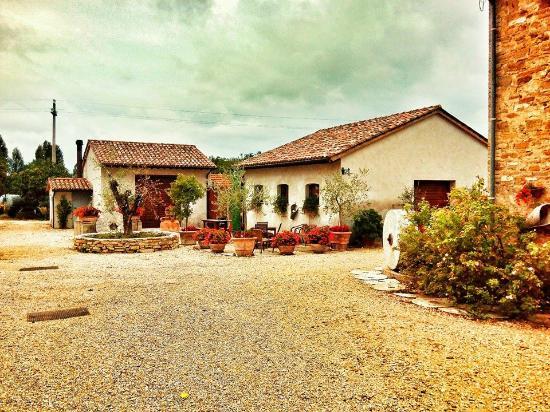 Cantalupo, Italie : Il nostro frantoio