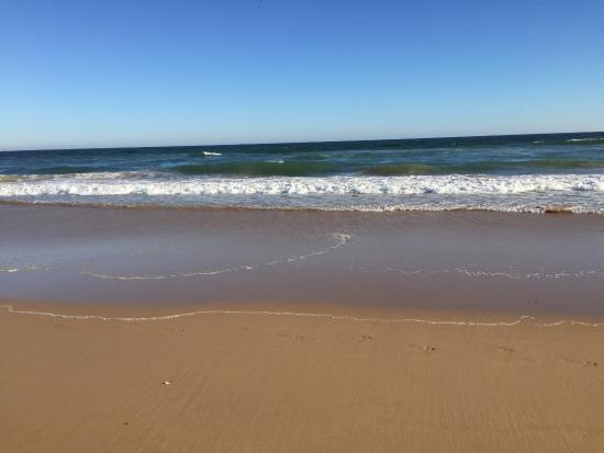 Vila Galé Lagos: Strand vor dem Haus
