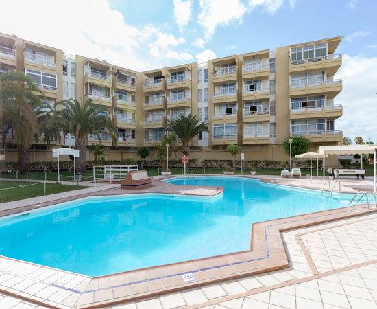 Servatur Barbados, hoteles en Playa del Inglés