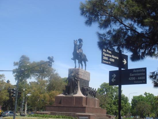 Monumento à Justo José de Urquiza