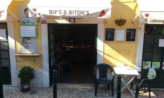 Bif's & Bitok's