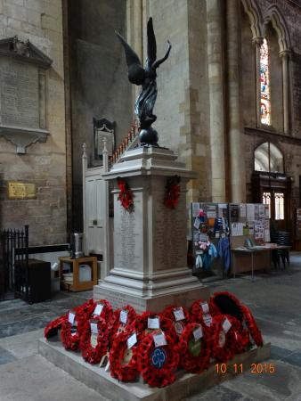 Worcestershire, UK: Rememberance